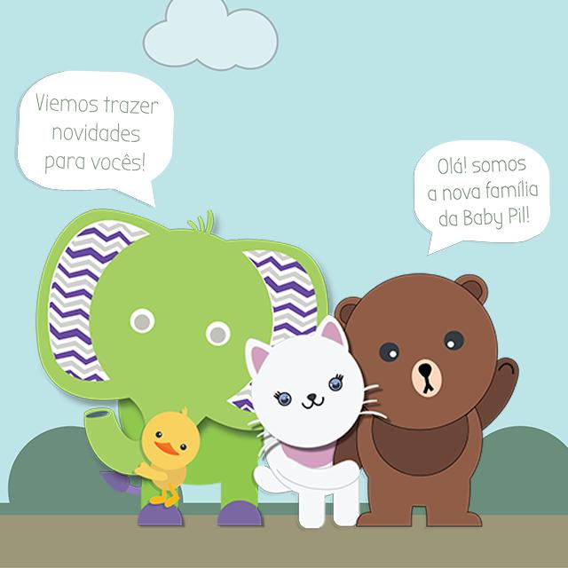 Família Baby Pil