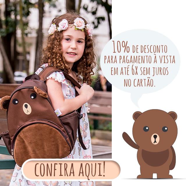 Lançamento Urso Zeca