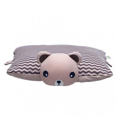 Travesseiro Bichinho Urso Zeca