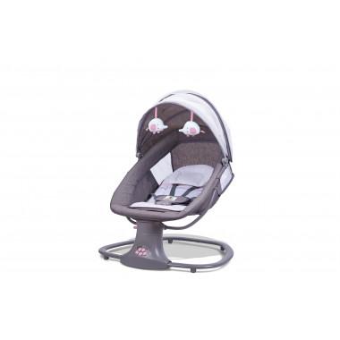 Cadeira Swing com bluetooth - roxa