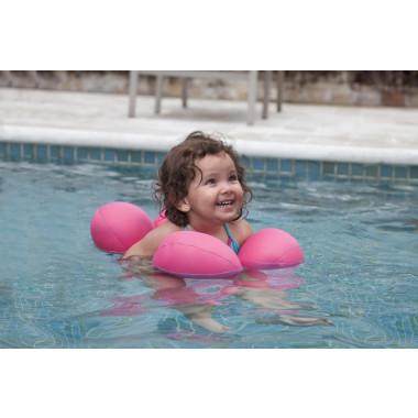 Boia para Piscina Octopus - Pink - Baby Pil