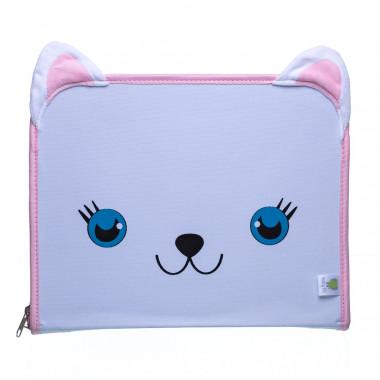 color bag para carro gatinha agata baby pil