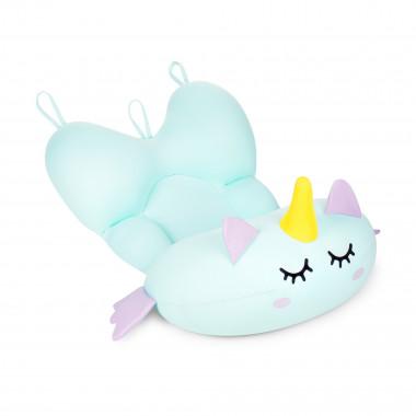 Almofada de Banho para Bebê - Unicórnio