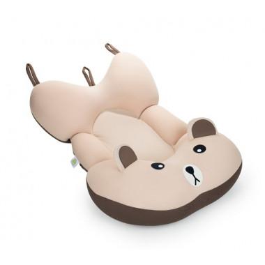 Almofada de Banho para Bebê - Ursinho Zeca - Baby Pil