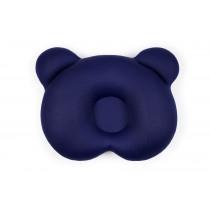 Almofada Ergonômica para Cabeça Ursinho - Azul