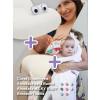 Kit 6: Almofada para Banho + Amamentação + Toalha Infantil com Alça